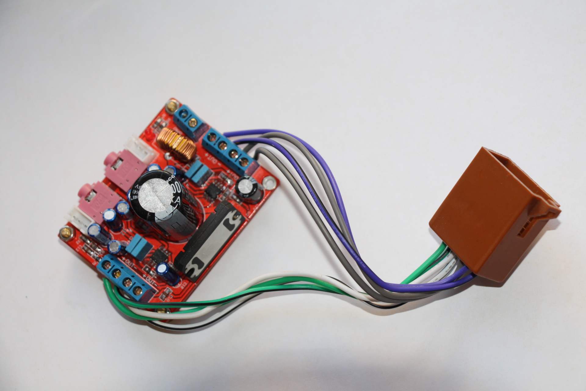 Icarus Raspberry Pi Carpc How Do You Wire A Car Amp Sound